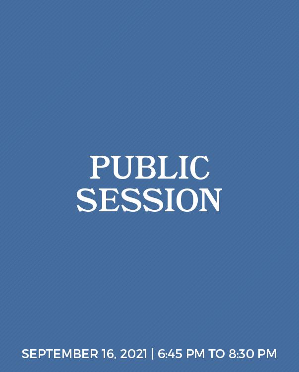 2021 Grief Seminar - Public Session
